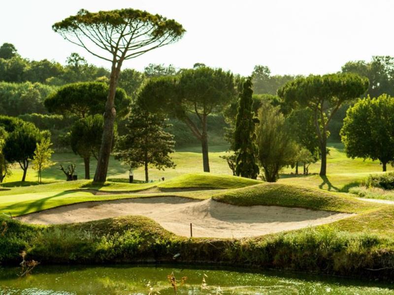 Country Club Castelgandolfo Italy
