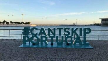 Cannot skip Portugal golf tourism
