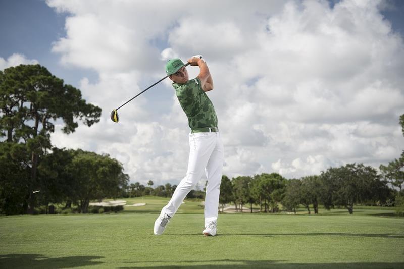 Puma Golf- Union Camo Collection-SS19-Brand-Trade-GO-Apparel-Q1Q2-RickieFowler-2