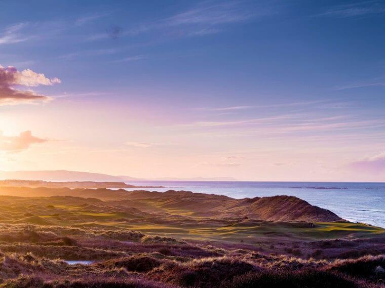 148th Open-Royal Portrush Golf Course