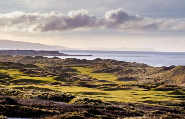 148th Open-Royal Portrush Golf Course-Northern Ireland
