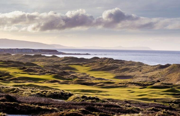 148th Open-Royal Portrush Golf Course-Northern Ireland