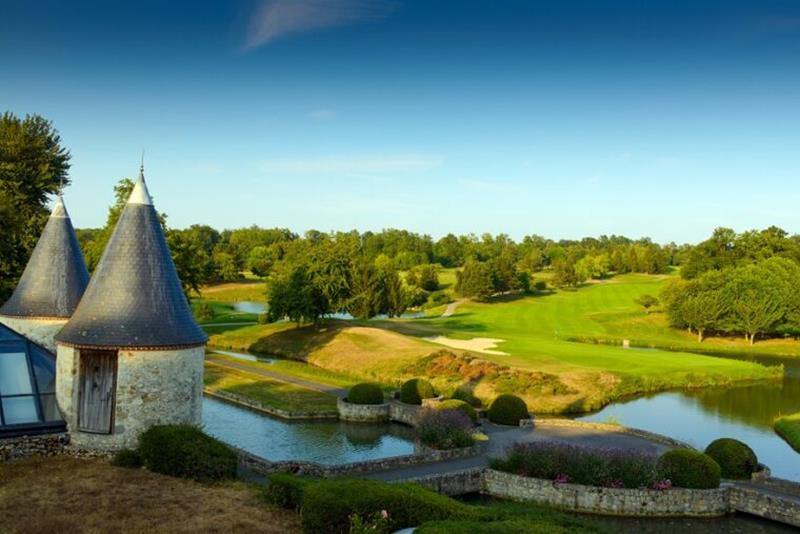 Exclusiv Golf du Château de Cély - French golf industry - © Fabrice Malard