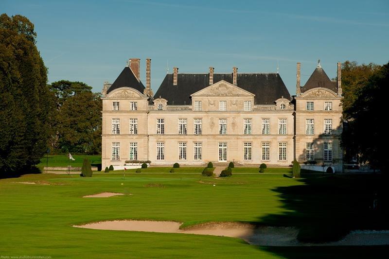 Exclusiv Golf du Château de Raray (60) - French golf industry - © Fabrice Malard