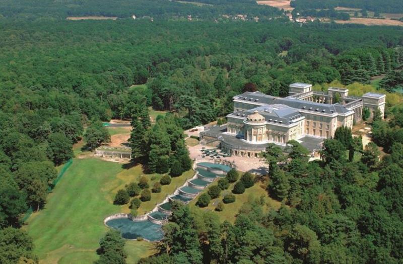 Exclusiv Golf du Château de Rochefort (78) - French Golf Industry - © Claude Rodriguez