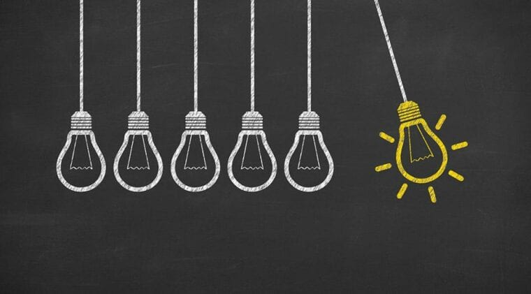 Innovation lamps