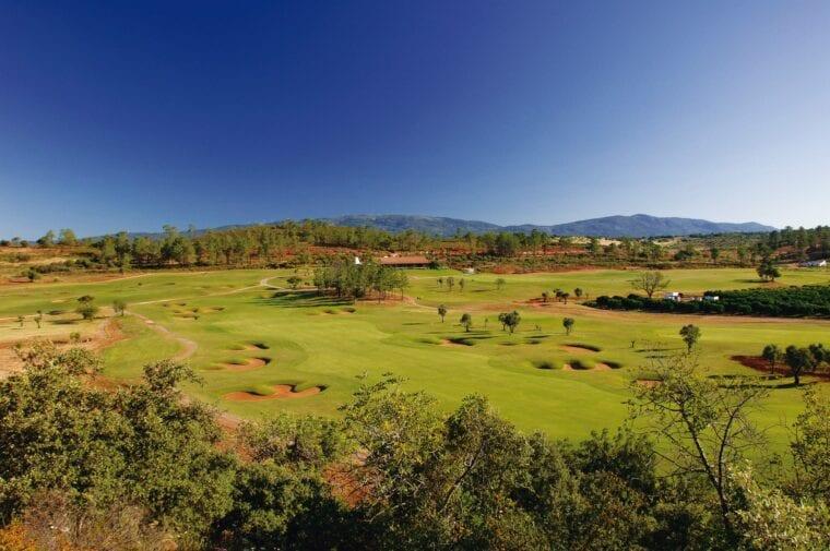 Morgado Golf Resort and the golf course