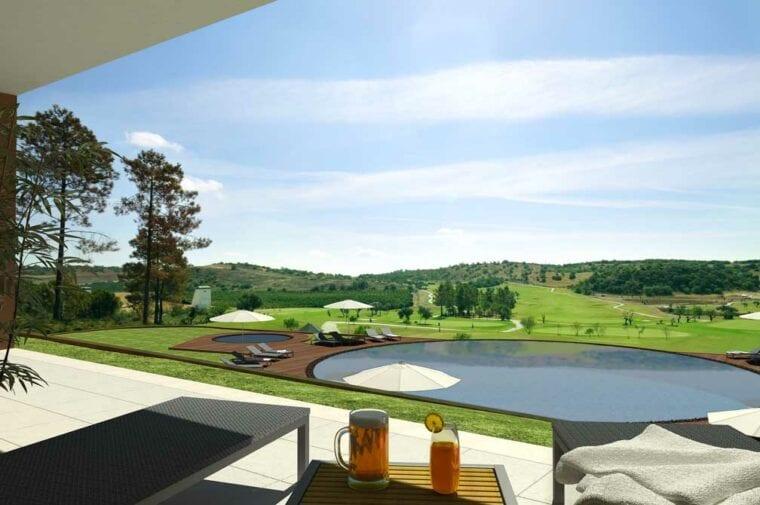 NAU-Morgado Golf Resort-Hotel