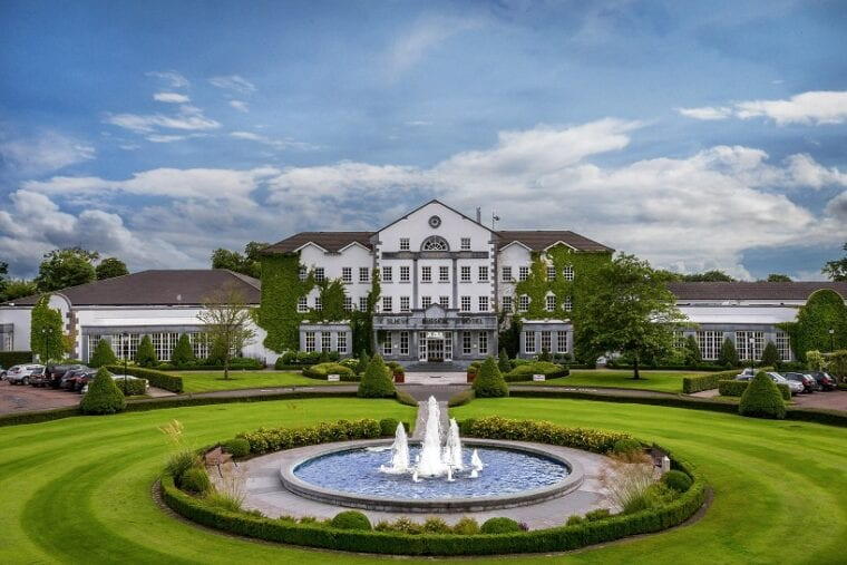 Slieve Russell Hotel Golf Country Club clubhouse