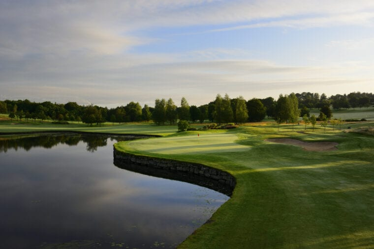Slieve Russell Hotel Golf Country Club golf course