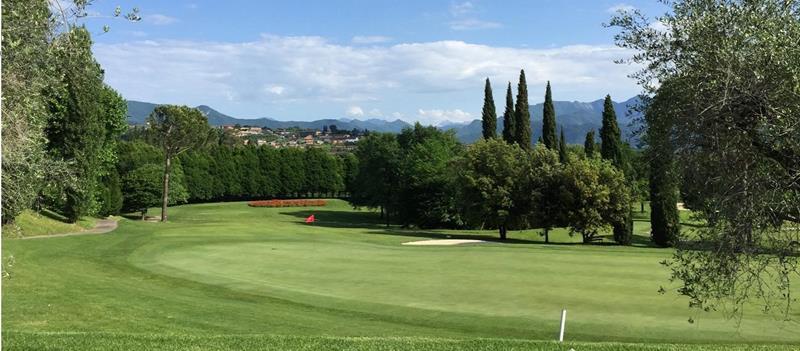 Gardagolf County Club golf course female golfers