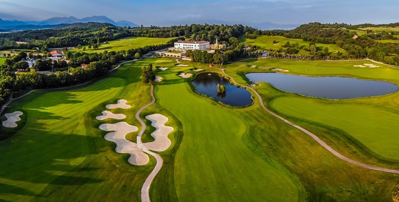 Italian golf resort - Italian golf tourism