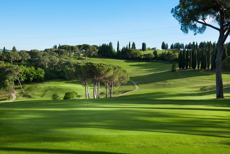 Italian golf course - Italian golf tourism