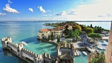 sirmione-lago-di-garda Italian golf tourism