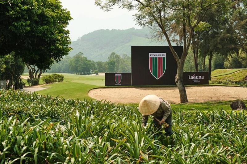 Faldo Signature Design Laguna Golf Lăng Cô plays host to the Faldo Series Asia Grand Final