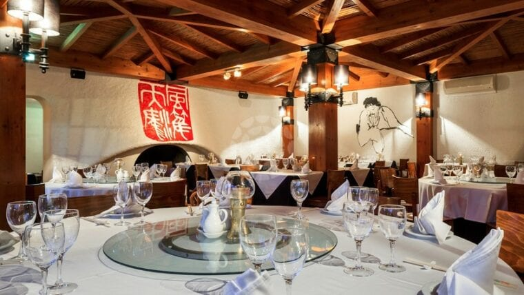 Vale do Lobo Ken Lo's Memories of China Restaurant gastronomy
