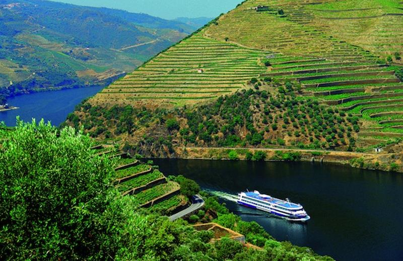 Wine regions the Douro Valley
