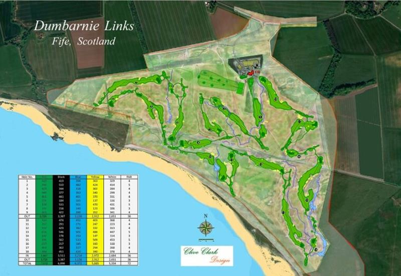 Dumbarnie Links Routing Plan