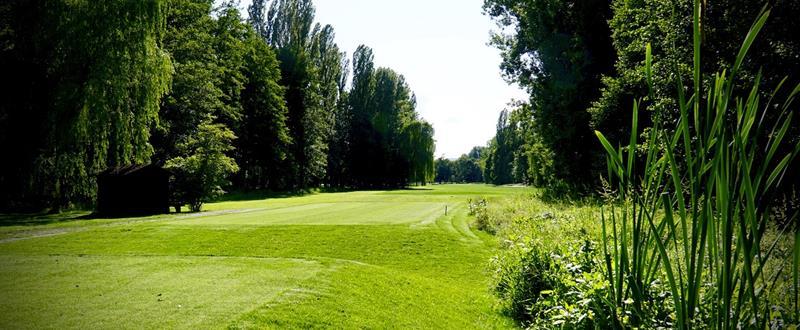 Golf Club Pfalz and one of the fairways