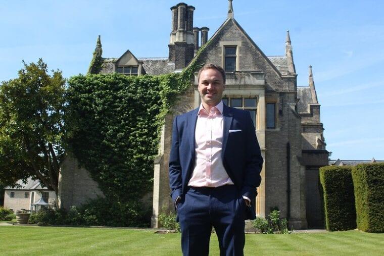 Foxhills Club & Resort Chris Fitt now director of golf and leisure