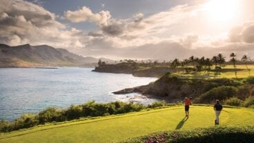 Ocean Course at Hokuala on Kaua'i - a Jack Nicklaus Signature golf course