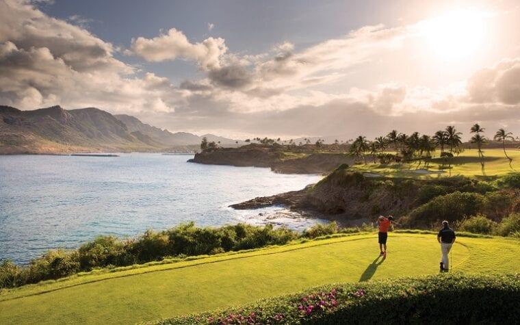 Ocean Course at Hokuala on Kaua'i - a Jack Nicklaus Signature golf course