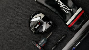 Titleist TS1 driver lifestyle