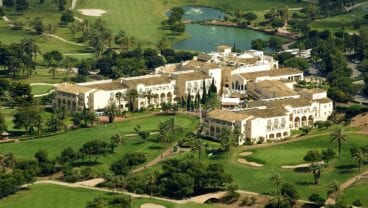 La Manga Club five-star Hotel Principe Felipe