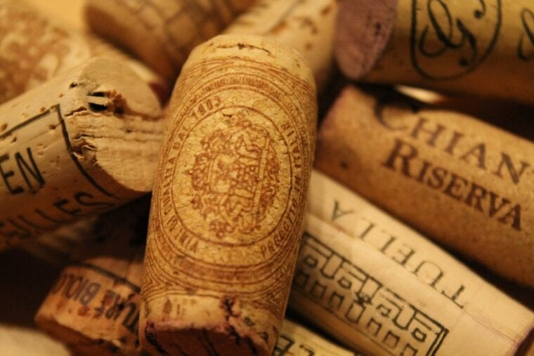 Chianti Italian wines