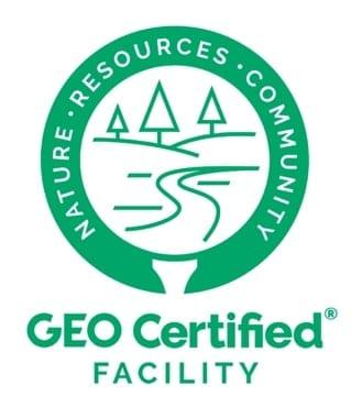 Royal Portrush GEO Certified logo