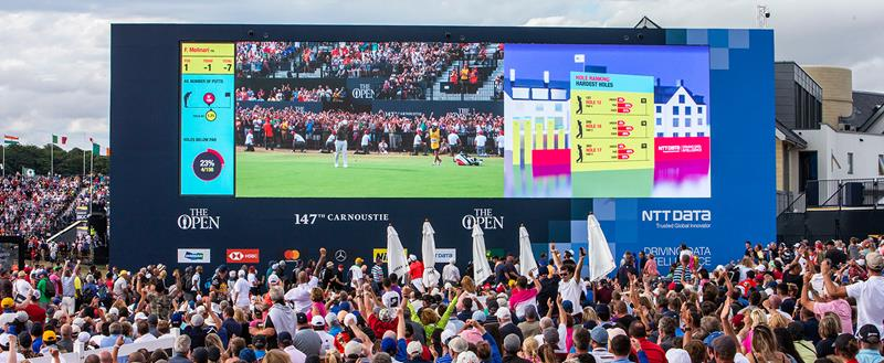 How AI contributed to the success of the 148th Open