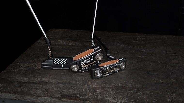 2019 Scotty Cameron Teryllium T22 Putters Family