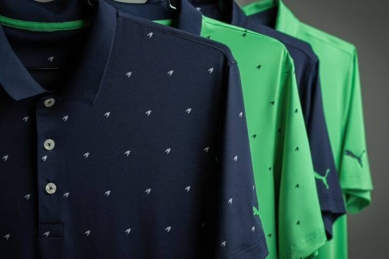 Puma Golf X-Collection Apparel examples