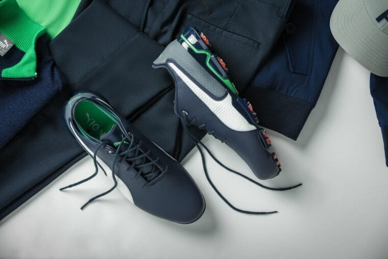Puma Golf X-Collection footwear all in one