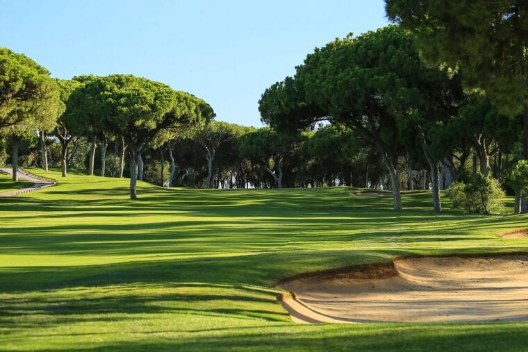 With over 200,000 rounds played annualy, Dom Pedro Golf is Europe's most complete offering