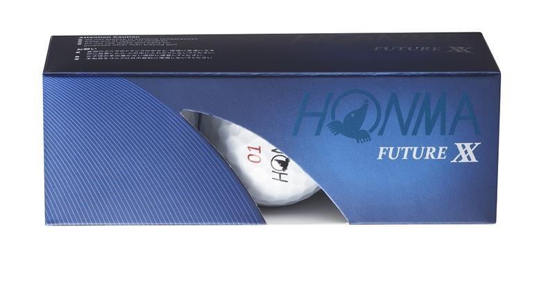 Honma Golf Future XX premium golf balls-2