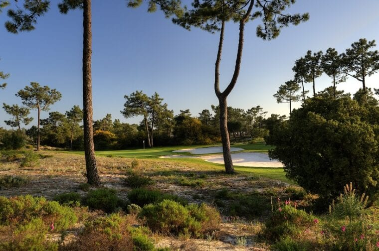 Troia Resort golf course eco-friendly