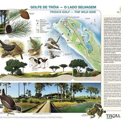 Troia Resort wildlife eco-friendly