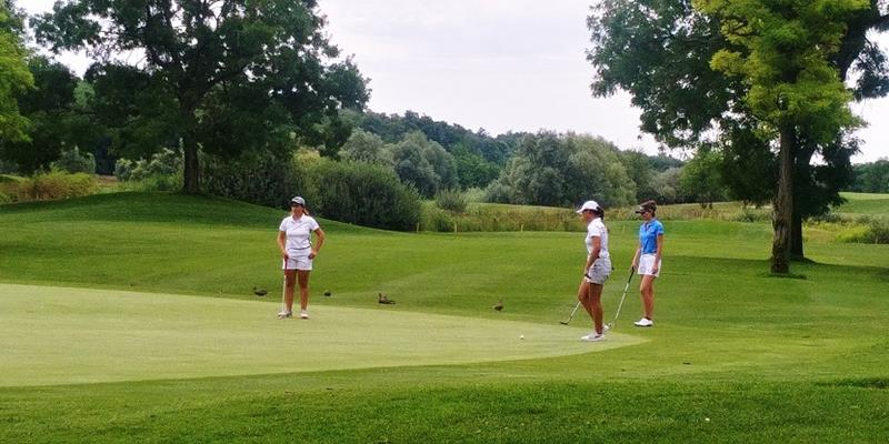 15th European Maccabi Games 2019 Pannonia Golf and Country Club ladies 20190802