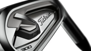 Titleist T-Series Irons Family powered by Max Impact T300 iron