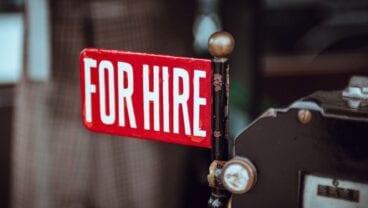 for hire golf club jobs