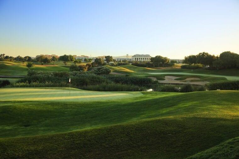 Dom Pedro Golf Victoria 12th hole