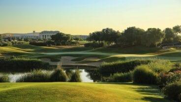 Dom Pedro Golf Victoria 13th hole