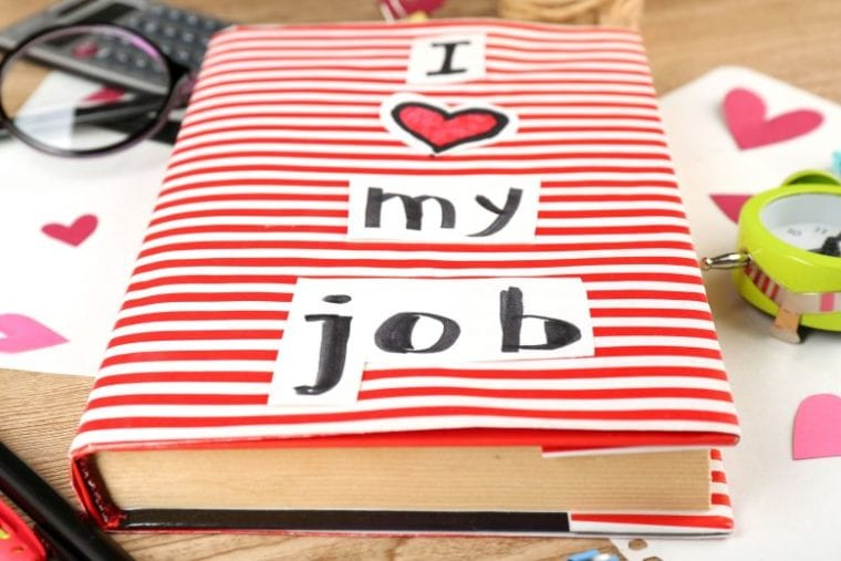 Players 1st love my job book