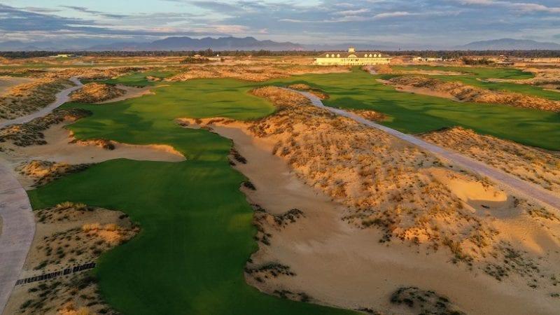 Hoiana Shores Golf Club 11th hole