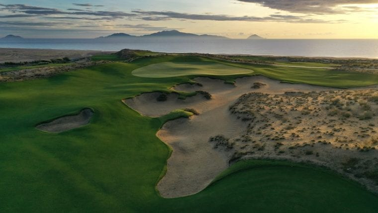 Hoiana Shores Golf Club 10th hole