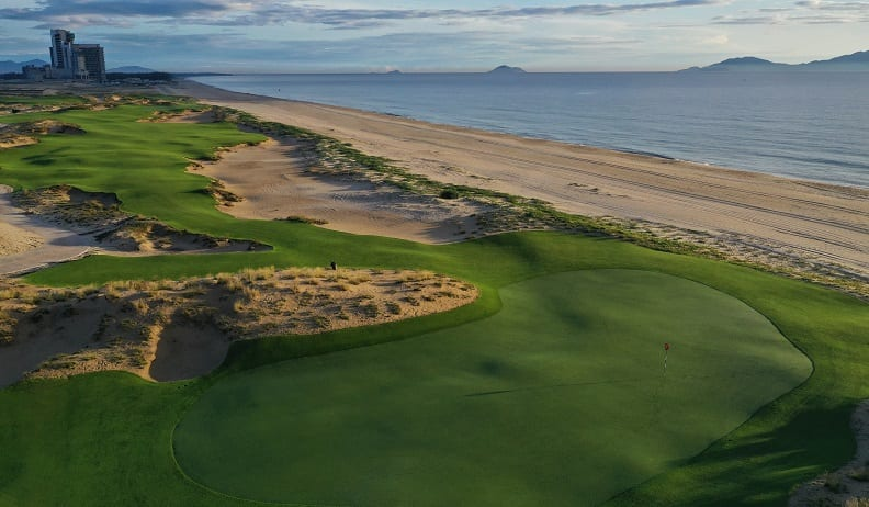Hoiana Shores Golf Club 15th hole