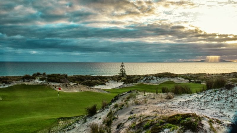 Tara Iti Golf Club New Zealand Golf