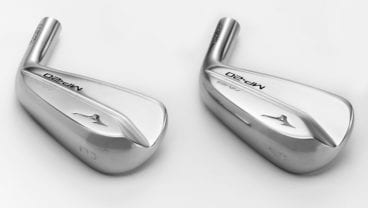 Mizuno MP-20 HMB irons 2019