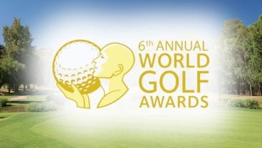 6th Annual World Golf Awards 2019
